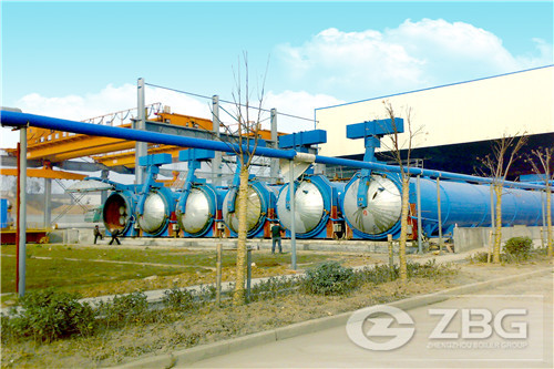autoclave aerated concrete aac block plant