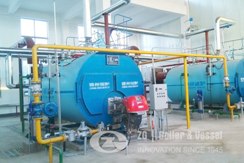 How to operate fire tube boilers safety ?-ZBG Boiler