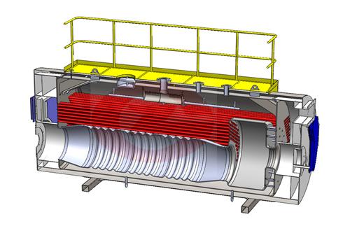 Fire Tube Boiler ~ How to operate fire tube boilers safety zbg boiler