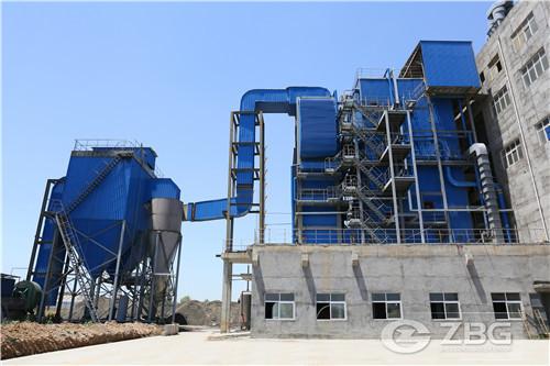 20 tons biomass power plant boiler sold to Australia-ZBG Boiler